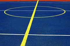 Synthetic sports field 30 Stock Photography