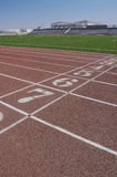 Synthetic surface ground Stock Photo