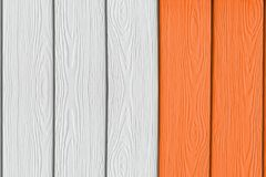 Synthetic wood texture wall house background Stock Images