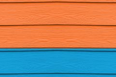 Synthetic wood texture wall house background Stock Image