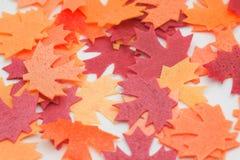 Synthetische Blätter Stockfoto