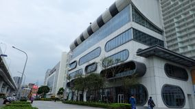 Syntrend Creative Park, Taiwan. Taipei isn`t really lacking in gadget shopping options, but, even so, the recently launched Syntrend Creative Park is noteworthy Stock Image