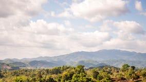 Synvinkel på Chiangrai Royaltyfria Bilder