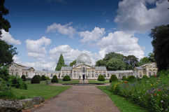 Syon Park Great Conservatory 1 Royalty Free Stock Image