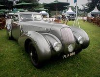 Syon Park, London Salon Prive Super Sports motor car show Ferarri, Zonda, BMW, Bently, Bugatti, Lister, Lotus, Alfa Stock Photography