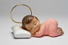 sypialna anioł statua Obrazy Stock