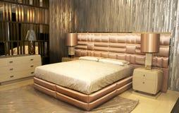 sypialni światło Fotografia Stock