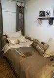 sypialni chłopiec Zdjęcia Royalty Free