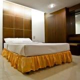 sypialni hotelu wnętrze fotografia stock