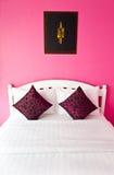 sypialni menchie domowe nowożytne Obrazy Stock