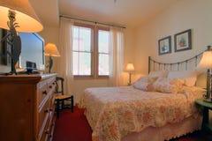 sypialni nowożytny luksusowy obraz stock
