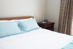 sypialni piękny wnętrze zdjęcie royalty free