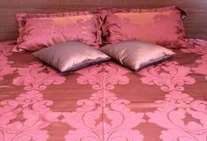 sypialni projekta wnętrze nowożytny Fotografia Stock
