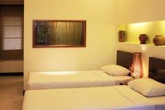 sypialnia ładna zdjęcia royalty free