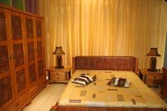 sypialnia Obrazy Stock