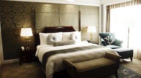 sypialnia obraz royalty free