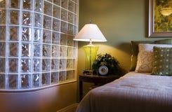 sypialnia 1950 noir retro jest Zdjęcia Royalty Free