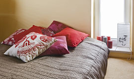 sypialnia Obraz Stock