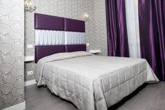 sypialnia elegancka Obraz Royalty Free