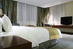 sypialnia hotel Zdjęcia Stock