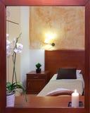 sypialnia hotel Obraz Royalty Free