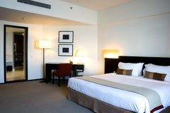 sypialnia hotel Obrazy Stock