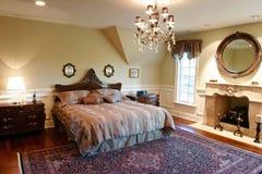 sypialnia jest luksusem Zdjęcia Royalty Free