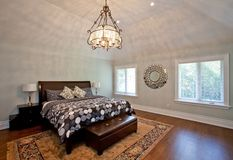 sypialnia luksus fotografia royalty free