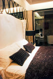sypialnia nowożytna Obraz Stock