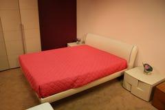 sypialnia nowoczesnej Zdjęcie Royalty Free