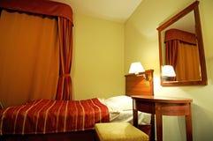 sypialnia pojedyncza fotografia stock