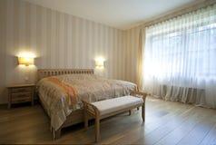 sypialnia projektant Zdjęcie Stock