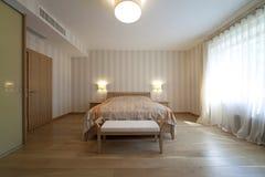 sypialnia projektant Obraz Stock