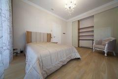 sypialnia projektant fotografia royalty free