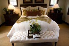 sypialnia przestronna Obrazy Royalty Free
