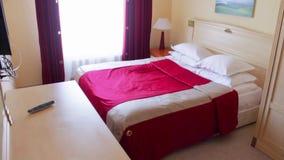 Sypialnia w hotelu zbiory