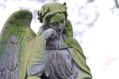 Sypialny anioł Fotografia Stock