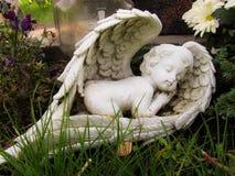Sypialny anioł Obrazy Stock