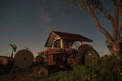 Sypialny ciągnik Zdjęcie Stock