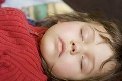 Sypialny piękno zdjęcia stock