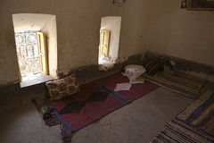 Sypialny pokój Obrazy Royalty Free