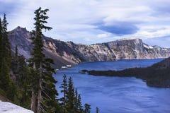 Sypialny wulkan obrazy royalty free