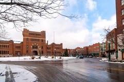 Syracuse Armory Stock Image