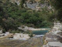 Nature Reserve Cavagrande del Cassibile royalty free stock image