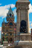 Syracuse landmarks Royalty Free Stock Photos