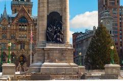 Syracuse landmarks Royalty Free Stock Photography