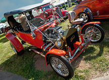 Syracuse nationals, model t ford Stock Photo
