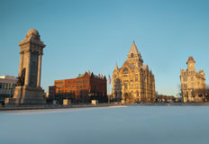 Syracuse, New York Photographie stock