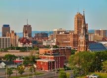 Syracuse, Nueva York foto de archivo libre de regalías