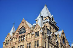 Syracuse Saving Bank, Syracuse, New York Stock Photography